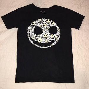 Disney Jack Skellington Youth T Shirt, Size XL